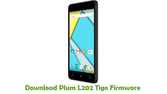 Plum L202 Tigo Stock ROM