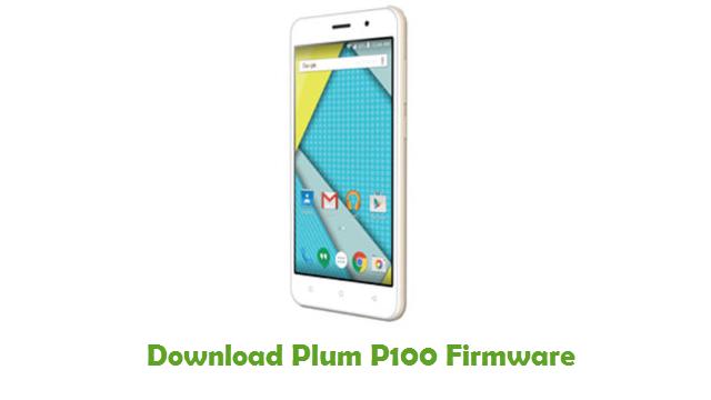 Plum P100 Stock ROM