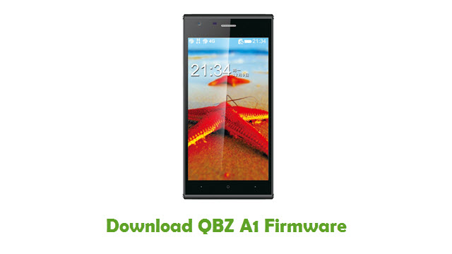 Download QBZ A1 Stock ROM