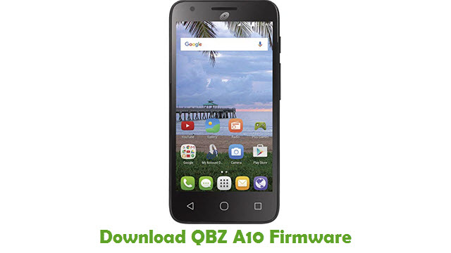 Download QBZ A10 Stock ROM