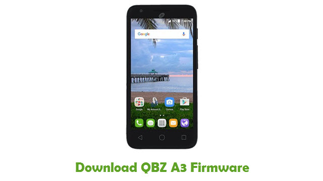 Download QBZ A3 Stock ROM