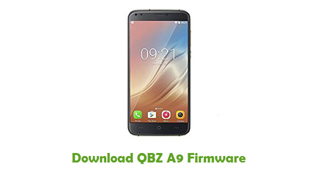 Download QBZ A9 Firmware