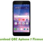 QBZ Aphone 7 Firmware