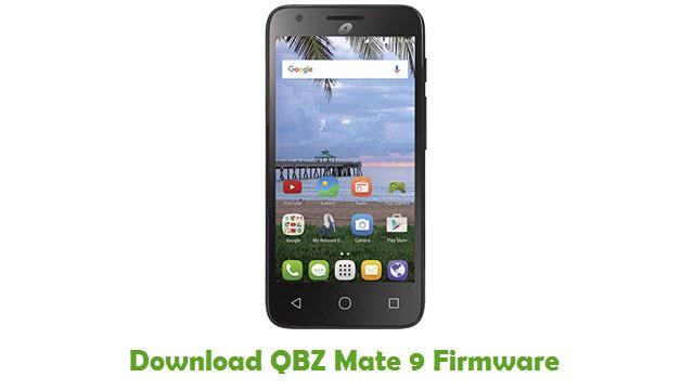 Download QBZ Mate 9 Stock ROM