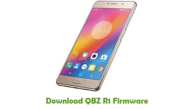 Download QBZ R1 Stock ROM