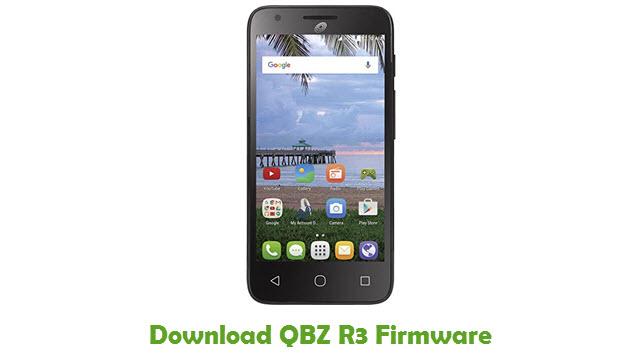 Download QBZ R3 Stock ROM