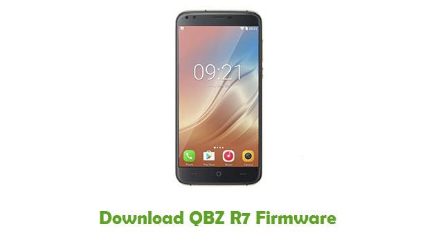 Download QBZ R7 Stock ROM