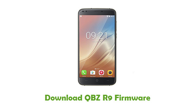 Download QBZ R9 Stock ROM
