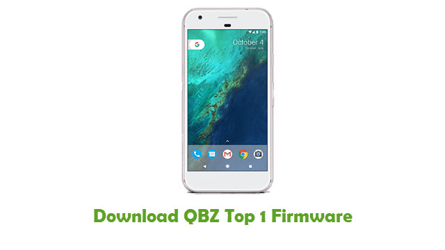 Download QBZ Top 1 Stock ROM
