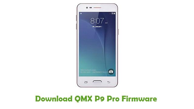 Download QMX P9 Pro Stock ROM