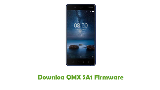 Download QMX SA1 Stock ROM