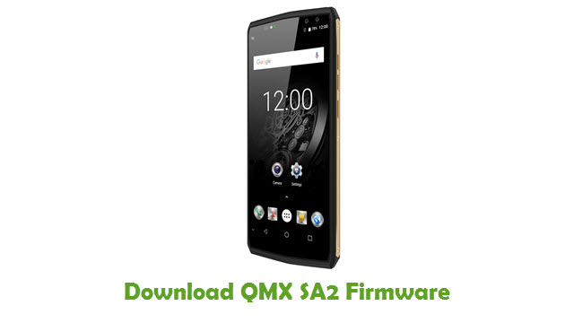 Download QMX SA2 Stock ROM