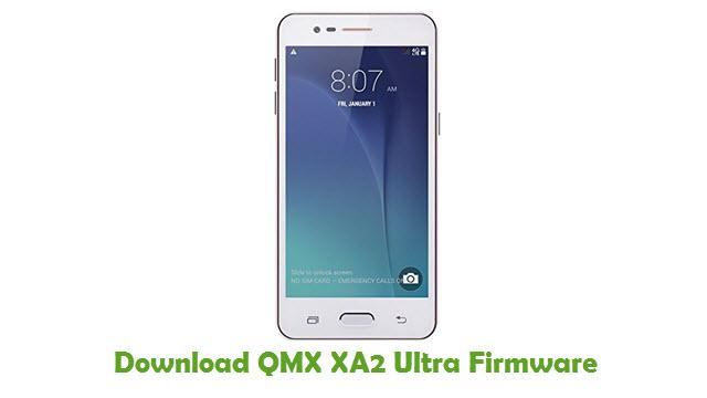 QMX XA2 Ultra Stock ROM
