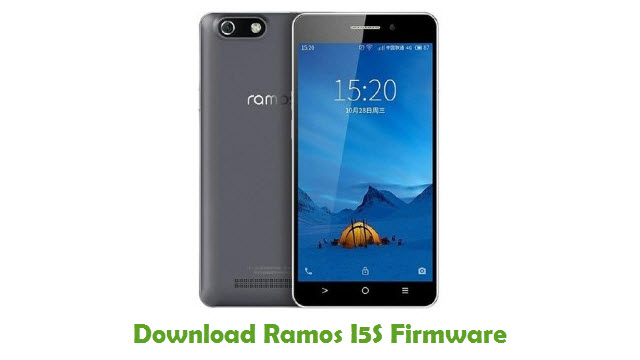 Download Ramos I5S Stock ROM