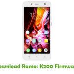 Ramos K200 Firmware
