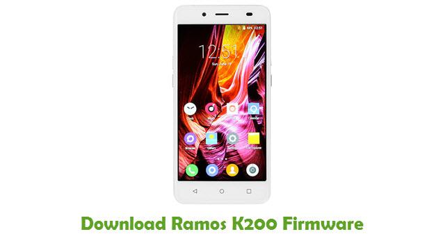 Ramos K200 Stock ROM