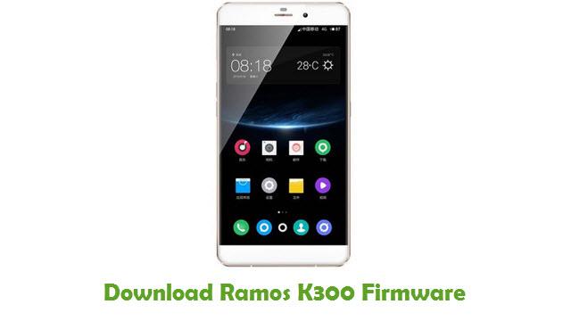 Download Ramos K300 Stock ROM