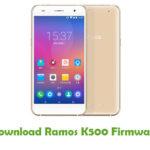 Ramos K500 Firmware