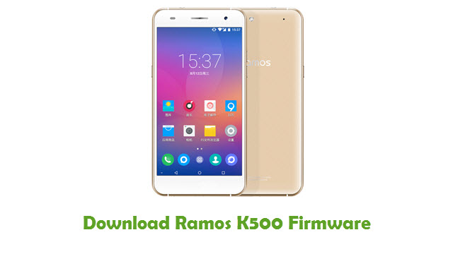 Download Ramos K500 Stock ROM