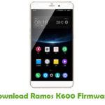 Ramos K600 Firmware