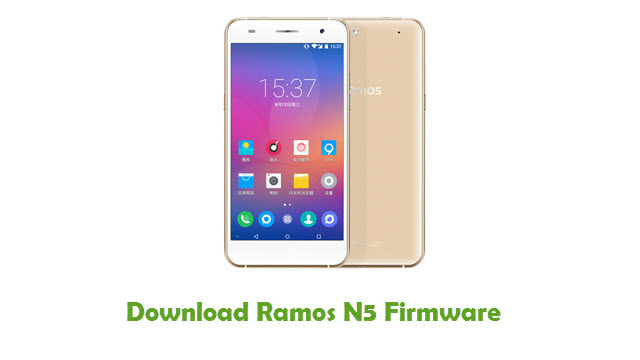 Download Ramos N5 Stock ROM