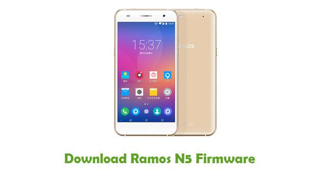 Ramos N5 Stock ROM