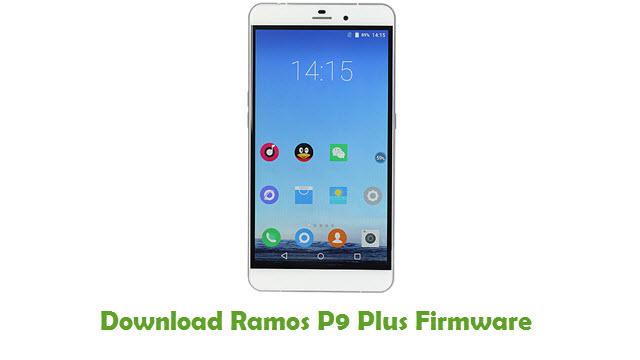 Ramos P9 Plus Stock ROM