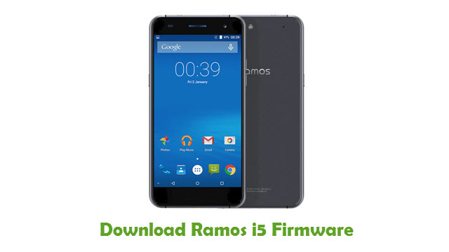 Download Ramos i5 Stock ROM