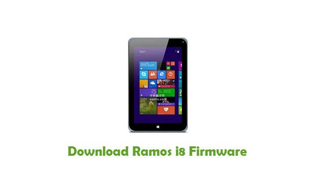 Download Ramos i8 Stock ROM