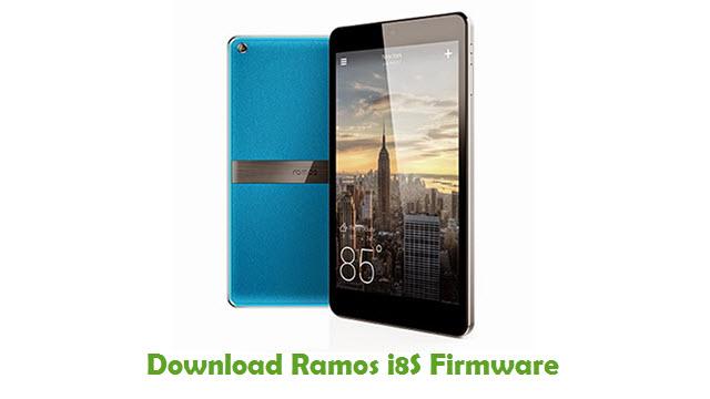 Ramos i8S Stock ROM