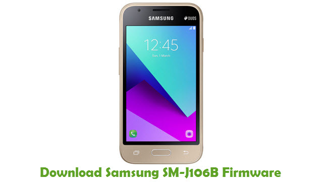 Download Samsung SM-J106B Stock ROM