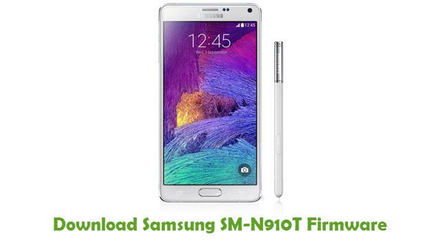 Download Samsung SM-N910T Firmware