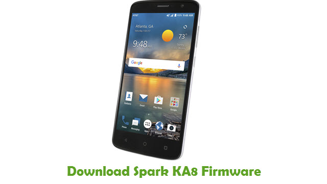 Download Spark KA8 Stock ROM