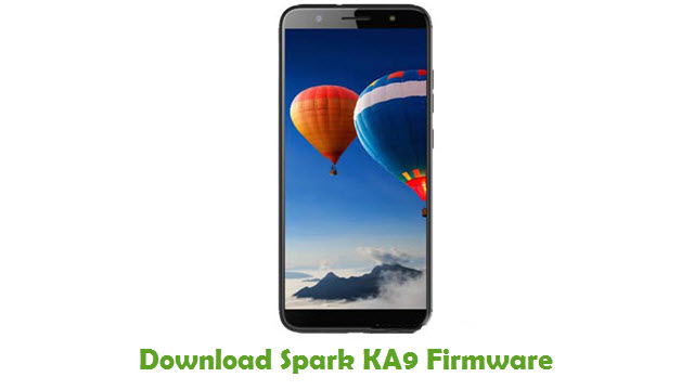 Download Spark KA9 Stock ROM