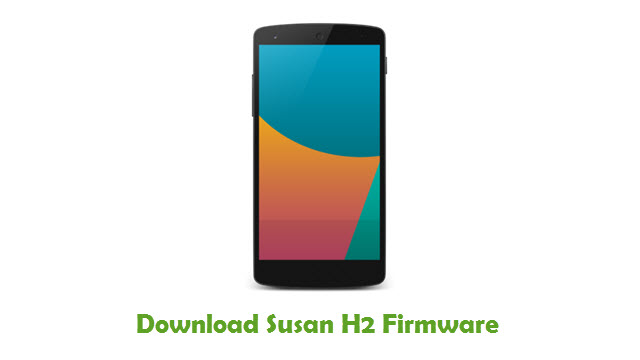 Download Susan H2 Firmware