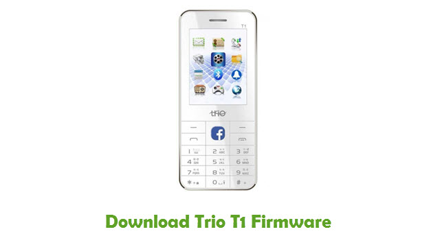 Download Trio T1 Firmware