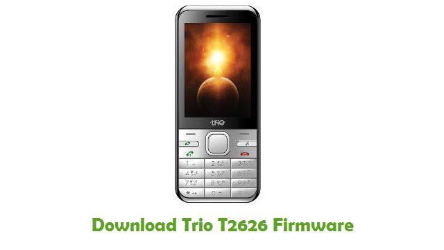 Download Trio T2626 Stock ROM