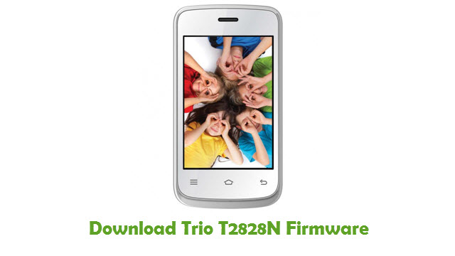 Download Trio T2828N Stock ROM