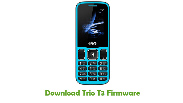 Download Trio T3 Stock ROM