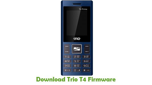 Trio T4 Stock ROM
