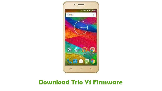 Download Trio Y1 Stock ROM