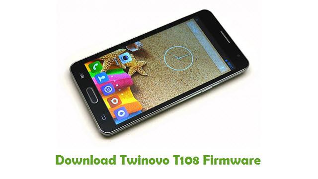 Twinovo T108 Stock ROM