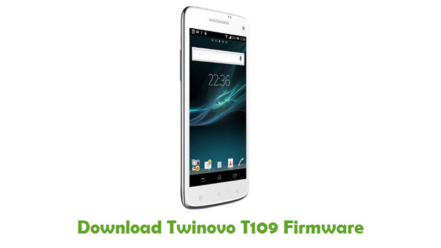 Download Twinovo T109 Stock ROM