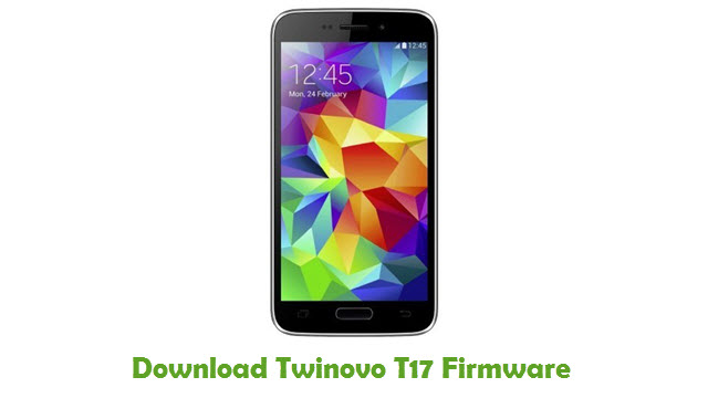 Download Twinovo T17 Stock ROM