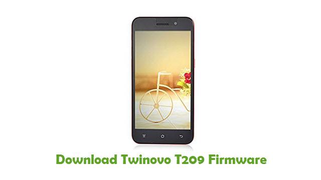Download Twinovo T209 Stock ROM