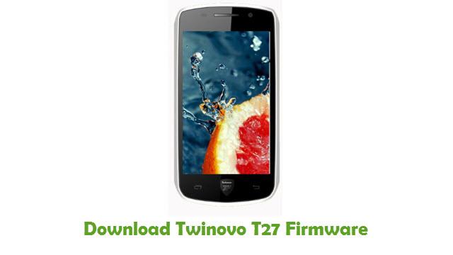 Twinovo T27 Stock ROM