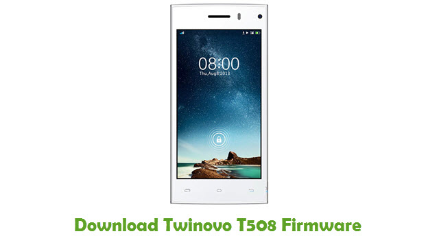Download Twinovo T508 Stock ROM