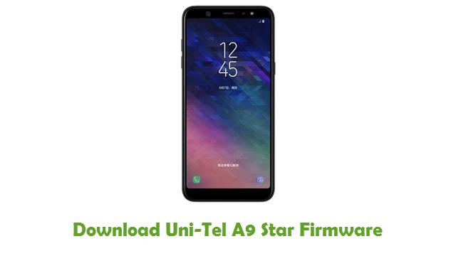 Download Uni-Tel A9 Star Firmware