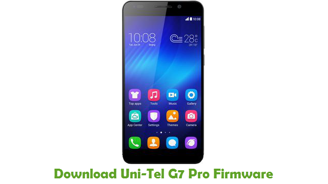 Download Uni-Tel G7 Pro Firmware