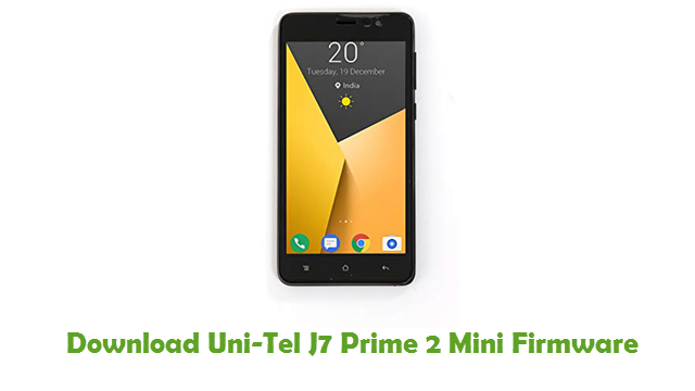 Download Uni-Tel J7 Prime 2 Mini Firmware